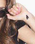 tatouage-temporaire-halloween-chat-noir