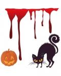 Tatouage temporaire Halloween